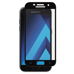 Folie Samsung Galaxy A3 (2017)-Iberry Tempered Glass 3D Neagra