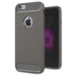 Husa Iphone 6,6S,6SE-Iberry Carbon Grey