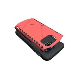 Husa Samsung Galaxy S7 G930-Iberry Armor Shield Italian Rose