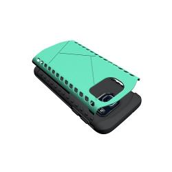 Husa Samsung Galaxy S7 Edge-Iberry Armor Shield Green Mint