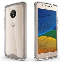 Husa Lenovo Motorola Moto G5 Plus-Iberry Shockproof Crystal Clear