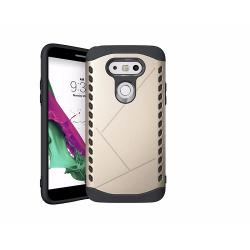 Husa LG G5 H850-Iberry Armor Shield Gold