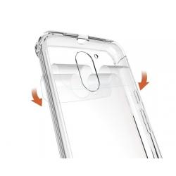 Husa Motorola Moto G4,G4 Plus-Iberry Shockproof Crystal Clear