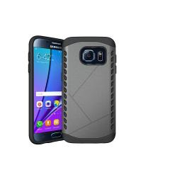 Husa Samsung Galaxy S7 G930-Iberry Armor Shield Gray