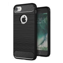 Husa Iphone 6,6S,6SE-Iberry Carbon Black