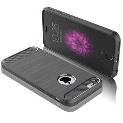 Husa Iphone 7,Iphone 8-Iberry Carbon Grey