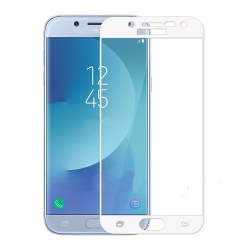Folie Samsung Galaxy J5 J530 (2017)-Iberry Tempered Glass 3D White