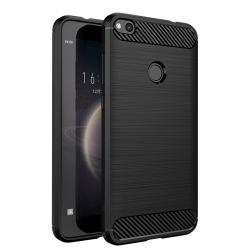 Husa Huawei P8 Lite,P9 Lite (2017)-Iberry Carbon Black