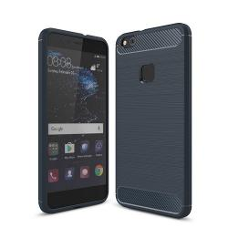 Husa Huawei P9 Lite (2016)-Iberry Carbon Dark Blue