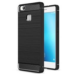 Husa Huawei P9 Lite (2016)-Iberry Carbon Black