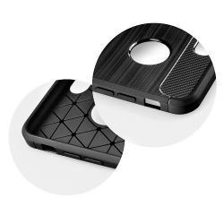 Husa Iphone 7,Iphone 8-Iberry Carbon Black