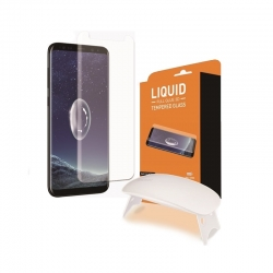 Folie Samsung Galaxy S8 Plus T-MAX UV Tempered Glass