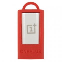 Adaptor OnePlus MicroUsb Tip C - Alb,Blister