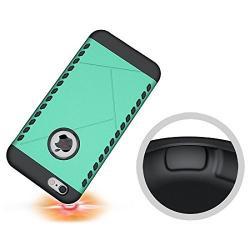 Husa Iphone 6,6S-Iberry Armor Shield Green Mint