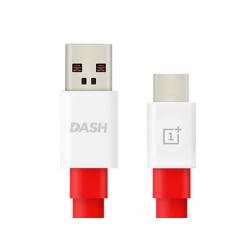 Cablu OnePlus 6,OnePlus 6T-Dash OnePlus Rosu Bulk