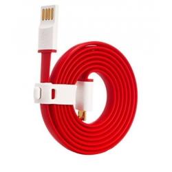 Cablu OnePlus One,OnePlus X-OnePlus MicroUSB 1M Rosu,Bulk