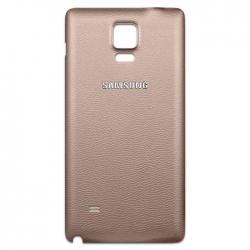 Capac Baterie Samsung Galaxy Note 4 N910 Auriu,Bulk