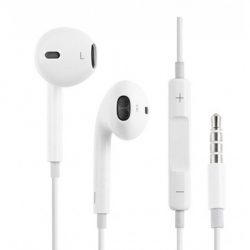 Casti Iphone 5,5S,5C,SE,6,6S,6 Plus,6S Plus-Apple MNHF2ZM/A Box