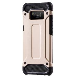 Husa Samsung Galaxy S8 Plus G955-Iberry Armor Hybrid Gold