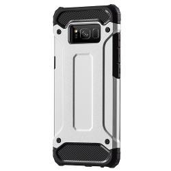 Husa Samsung Galaxy Note 8 N950-Iberry Armor Hybrid Silver