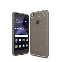 Husa Huawei P8 Lite,P9 Lite (2017)-Iberry Carbon Grey