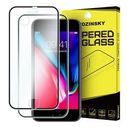 Folie Sticla Iphone 7,Iphone 8-Wozinsky 3D Fata+Spate Black