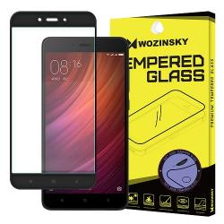 Folie Sticla Xiaomi Remi Note 4,Note 4X-Wozinsky 3D Black (Versiunea Snapdragon global)
