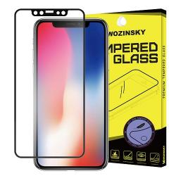 Folie Sticla Iphone X-Wozinsky 3D Soft Black