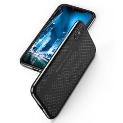 Husa Apple iPhone XS,Apple iPhone X-Ipaky Bumblebee Black
