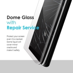 Folie Kit Reparatie Samsung Galaxy Note 9-WhiteStone Dome Glass
