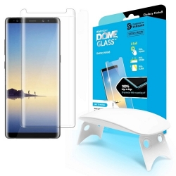 Folie Samsung Galaxy Note 8 N950 WhiteStone Dome Glass