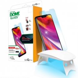Folie LG G7 ThinQ-WhiteStone Dome Glass