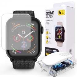 Folie Apple Watch 4 (44mm)-WhiteStone Dome Glass