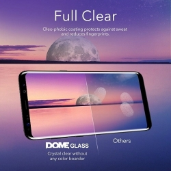 Folie Samsung Galaxy S8 Plus G955-WhiteStone Dome Glass