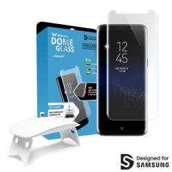 Folie Samsung Galaxy S8 G950-WhiteStone Dome Glass