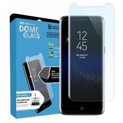 Folie Kit Reparatie Samsung Galaxy S9 Plus G965 WhiteStone Dome Glass