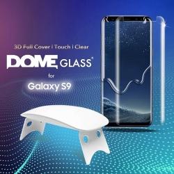 Folie Samsung Galaxy S9 G960-WhiteStone Dome Glass