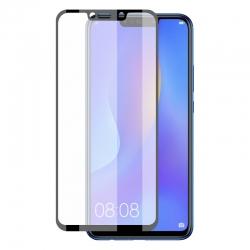 Folie Sticla Huawei Mate 20 Lite-Iberry 5D Neagra