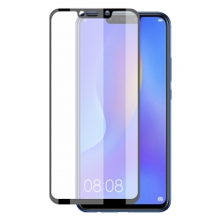 Folie Sticla Huawei Mate 20 Lite-Pro+ Full Glue 5D Soft Neagra
