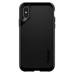 Husa Apple Iphone XS,Iphone X-Spigen Neo Hybrid Neagra