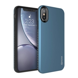 Husa Apple Iphone XS Max-Roar Rico Armor Navy
