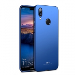 Husa Huawei P20 Lite (2018) + Tempered Glass-MSVII Blue