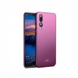 Husa Huawei P20 Pro (2018) + Tempered Glass-MSVII Purple