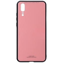 Husa Huawei P20-Iberry Glass Pink
