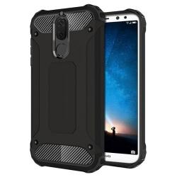 Husa Huawei Mate 10 Lite (2017)-Iberry Armor Hybrid Black