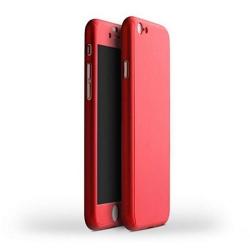 Husa Iphone 6 Plus,Iphone 6S Plus-Iberry Full Cover 360° Rosie