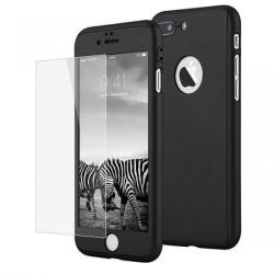 Husa Iphone 7,Iphone 8-Iberry Full Cover 360° Neagra