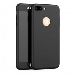 Husa Iphone 7 Plus,Iphone 8 Plus-Iberry Full Cover 360° Neagra