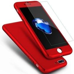Husa Iphone 7 Plus,Iphone 8 Plus-Iberry Full Cover 360° Rosie