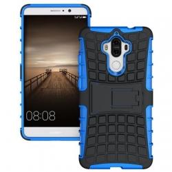 Husa Huawei Mate 9-Armor KickStand Black/Blue